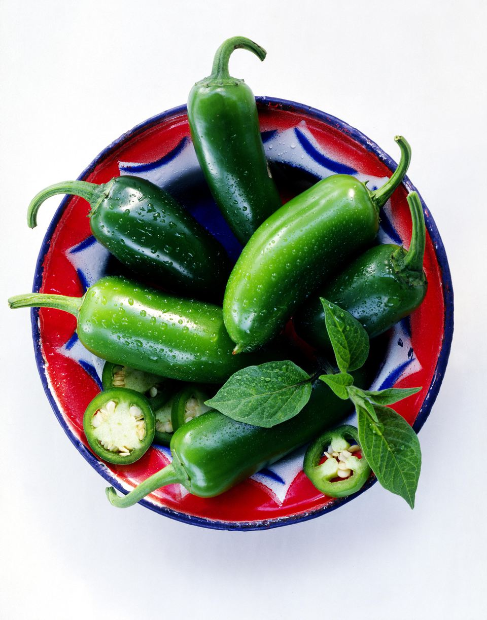 Jalapeno-Garlic Marinade