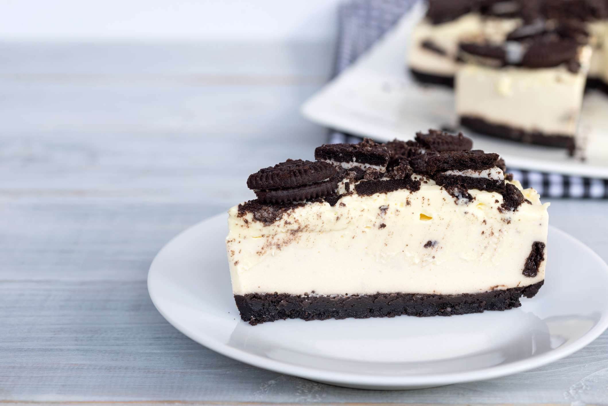 Chocolate cream dessert