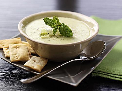 Leek and Potato Soup Recipe - traditional soup recipes - vichyssoise recipe