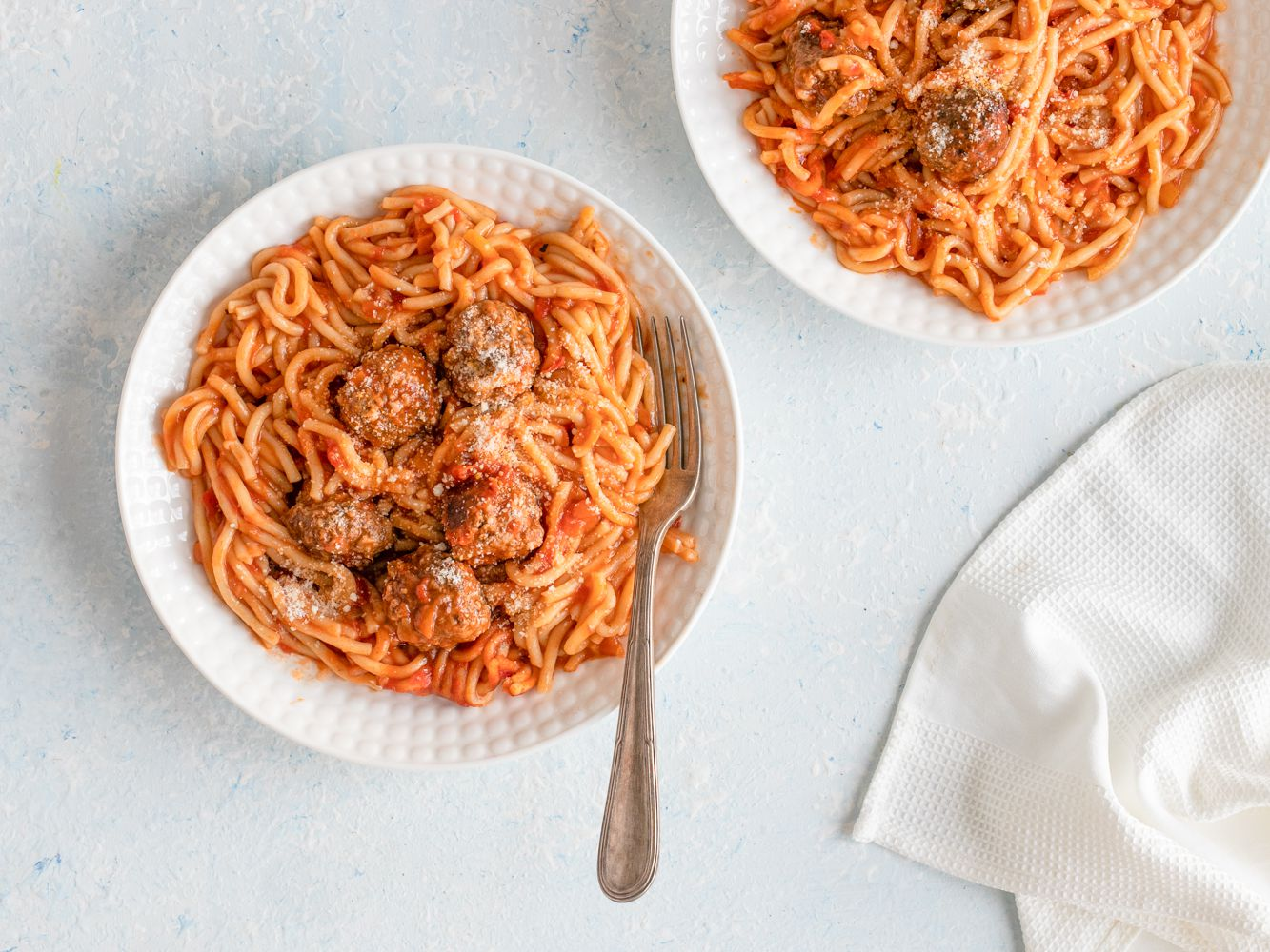 The Best Completely Crock Pot Spaghetti and Meatballs