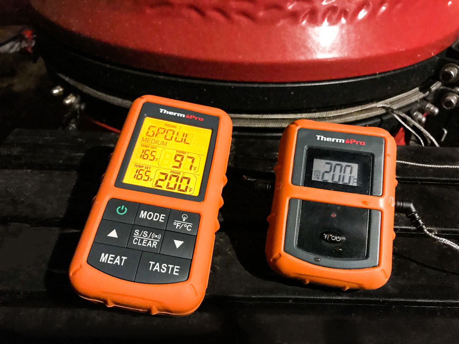 The 6 Best Wireless Grill Thermometers To Buy In 2019 Temperature Probe For Digital Multi Meter