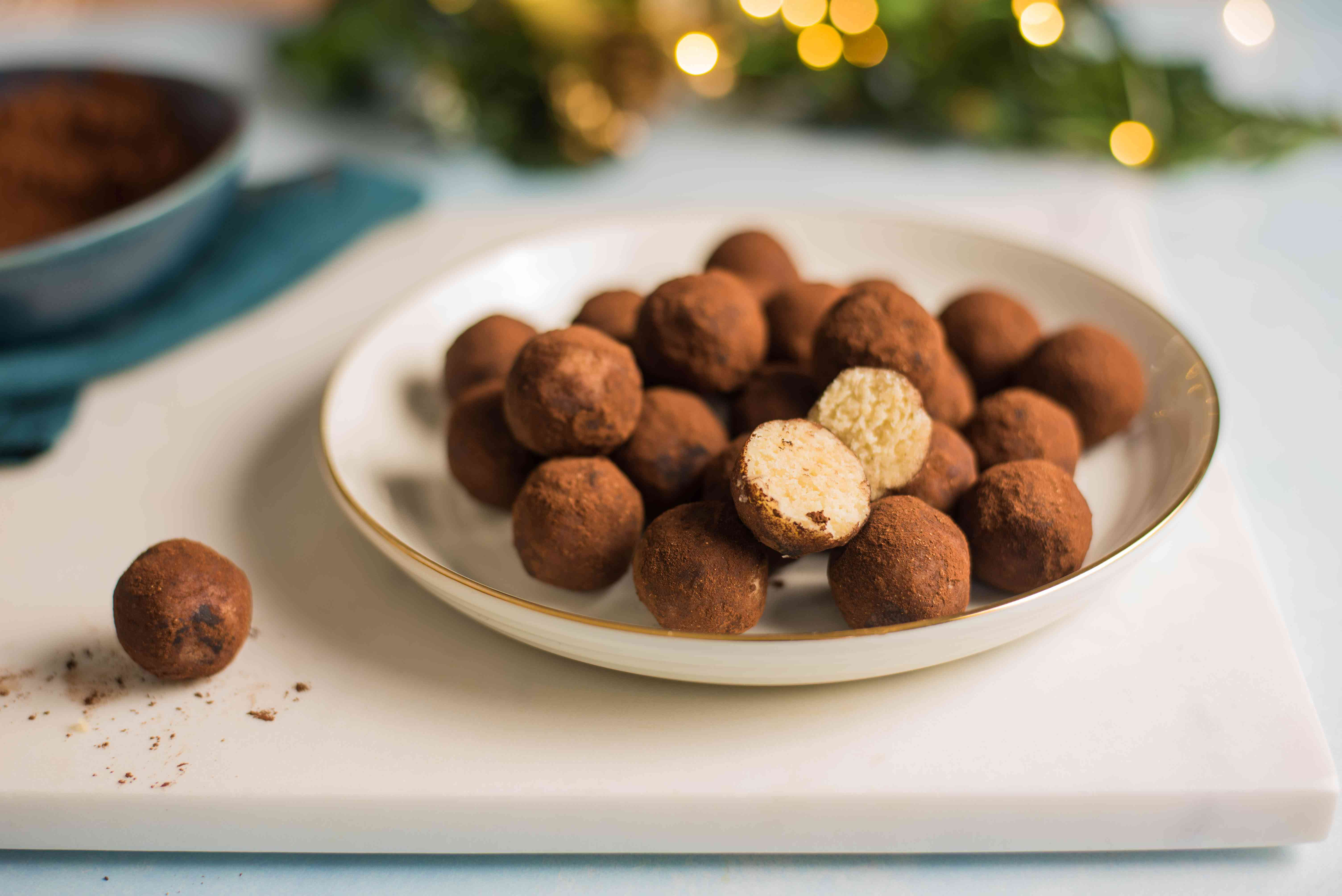 Traditional German Christmas candy recipe