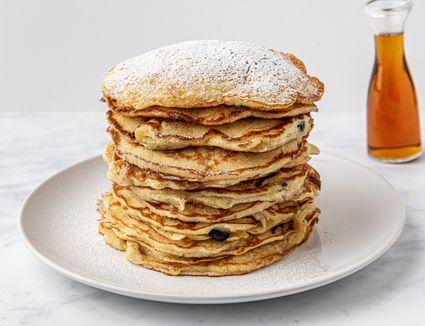 Clinton Street Baking Co. Famous Blueberry Pancakes