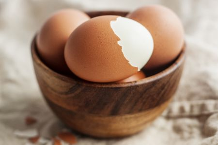 Eggs are not just for eating : Amazing perfection