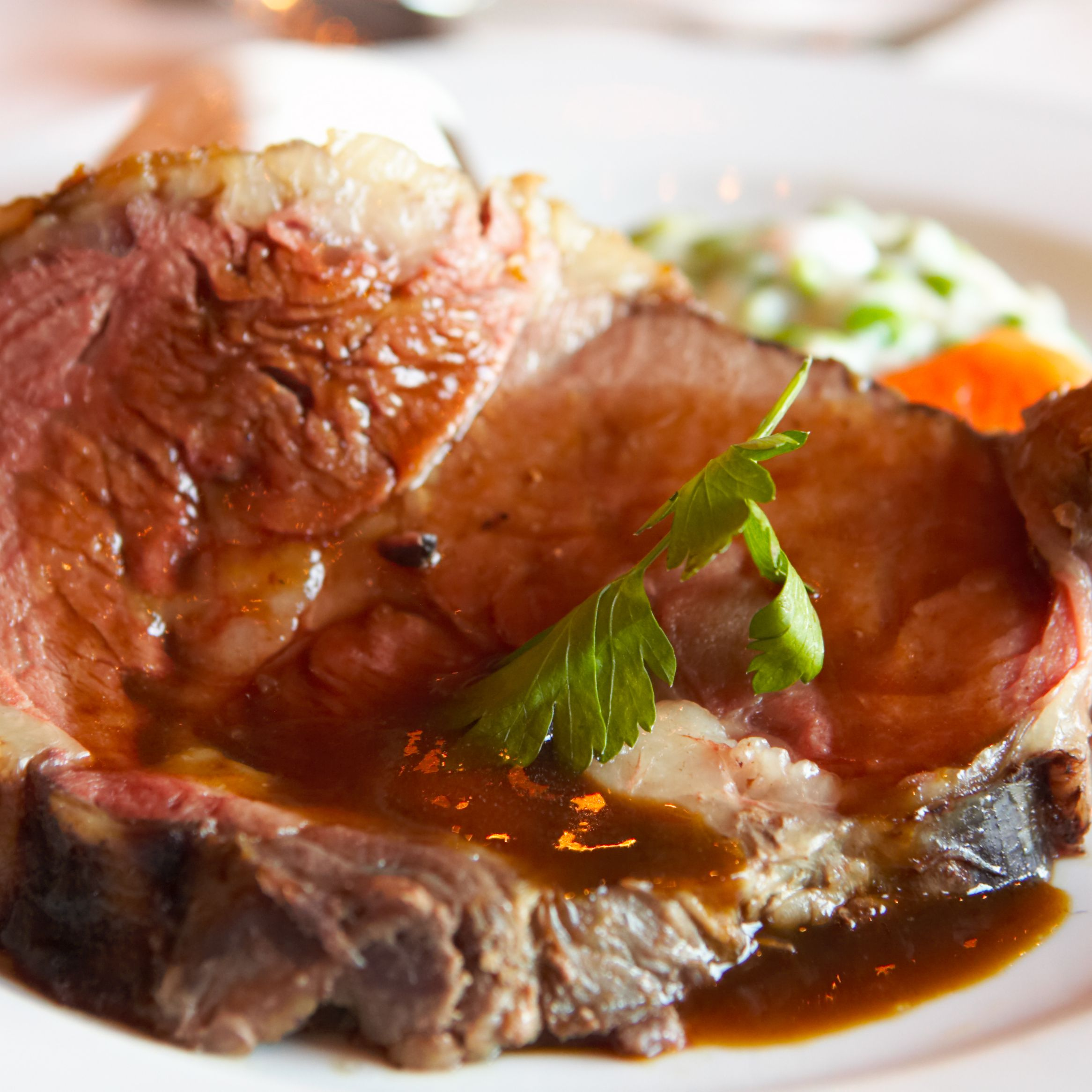 How To Prep Cook And Serve The Perfect Prime Rib