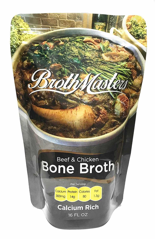 BrothMasters Beef & Chicken Bone Broth