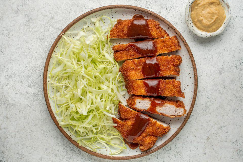Tonkatsu Japanese Fried Pork