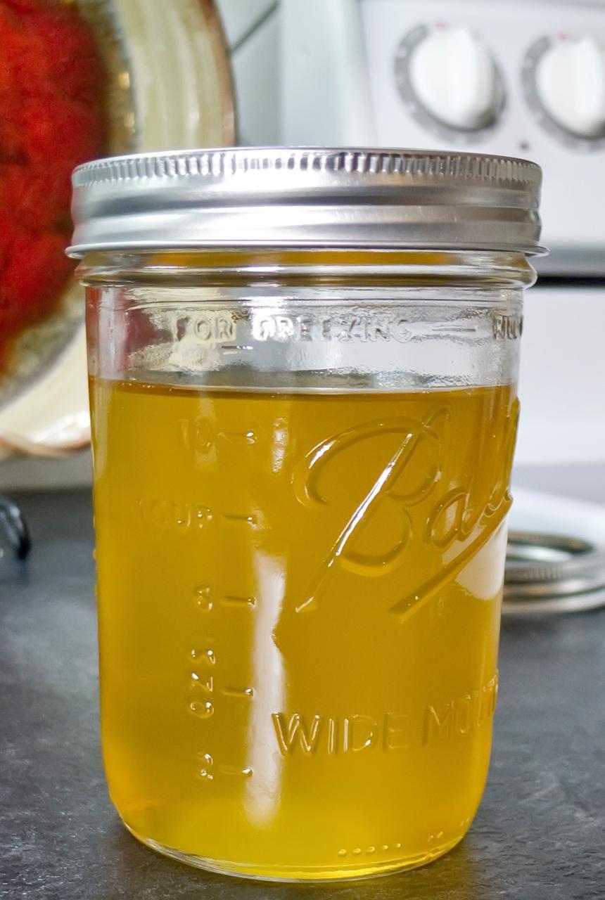 Ghee: mantequilla clarificada