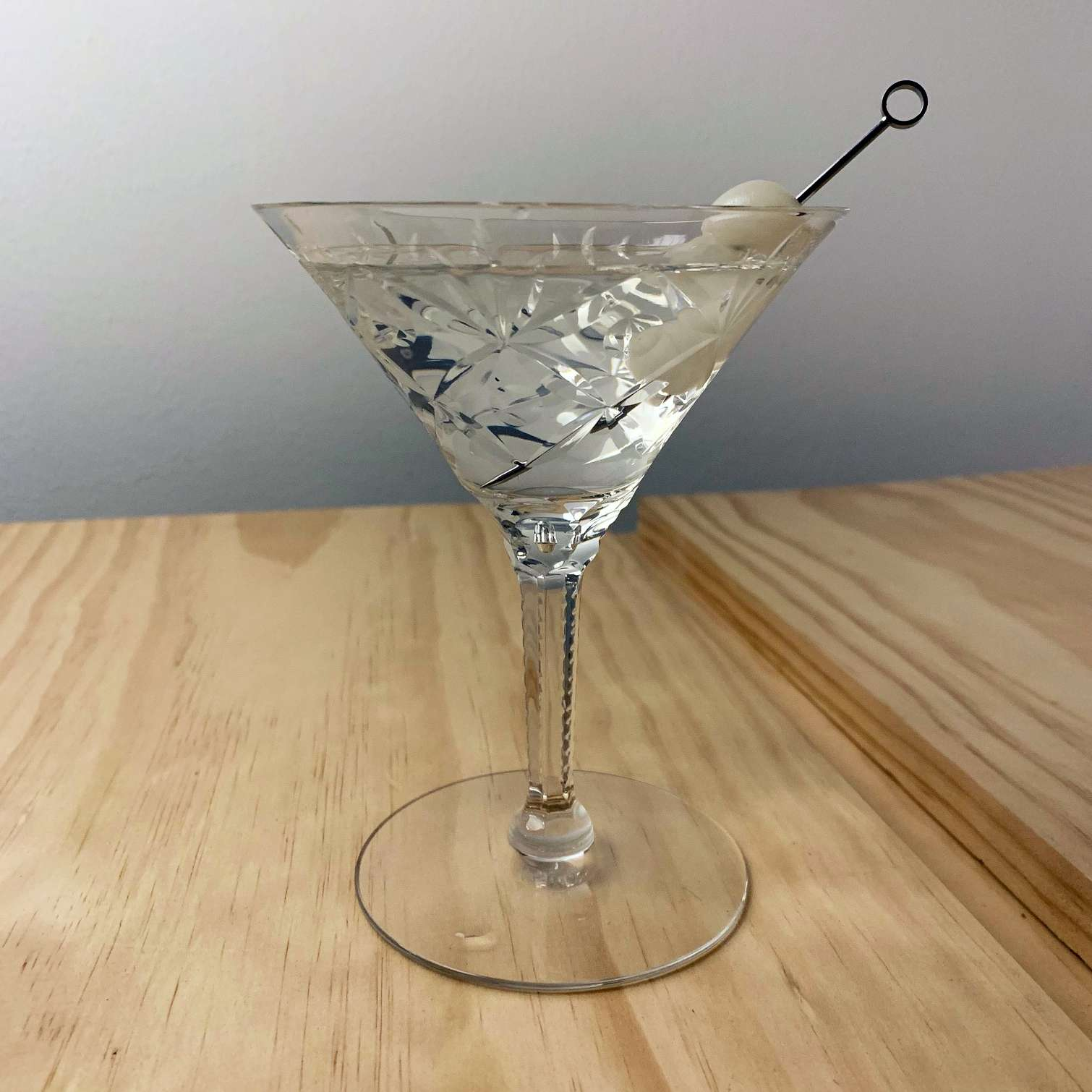 Classic Gibson Cocktail Tester Image