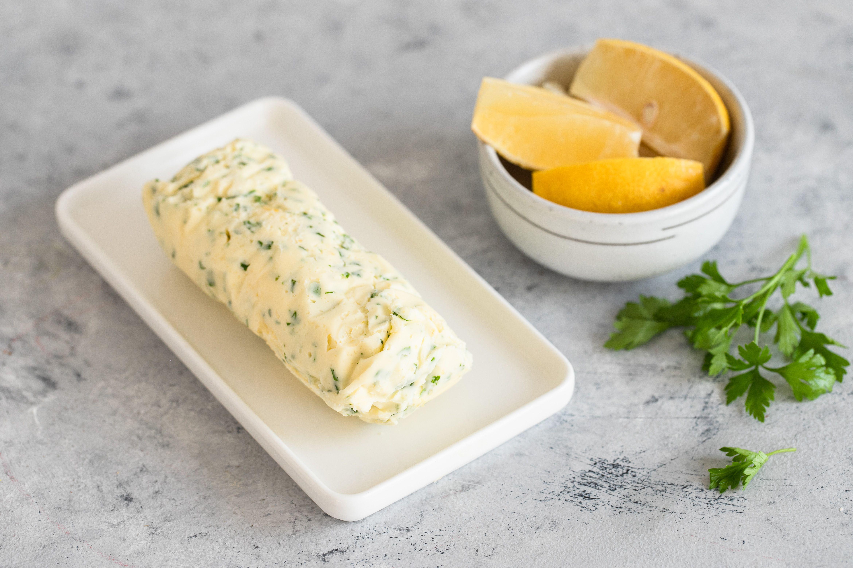 Fresh herb butter