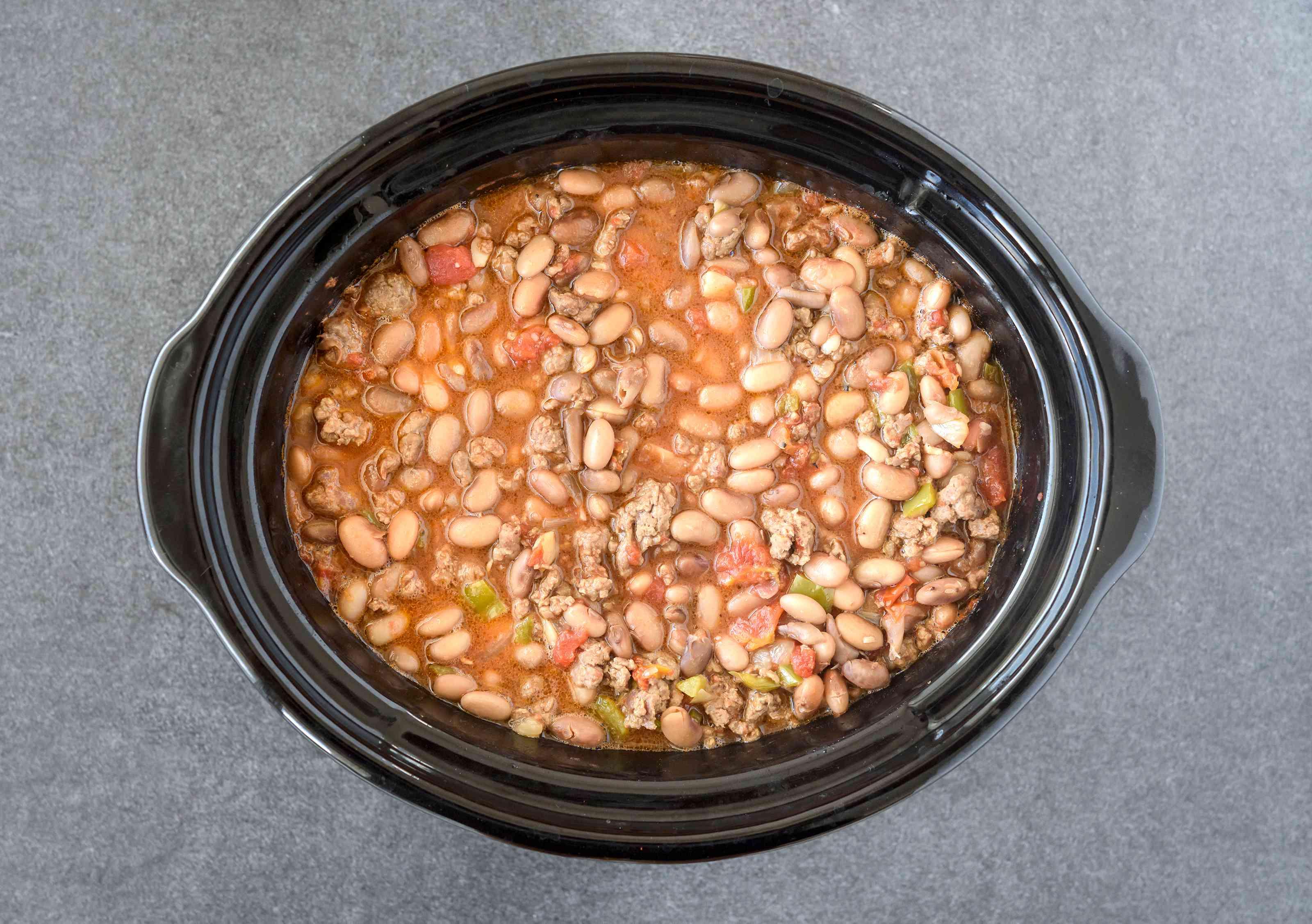 cook chili