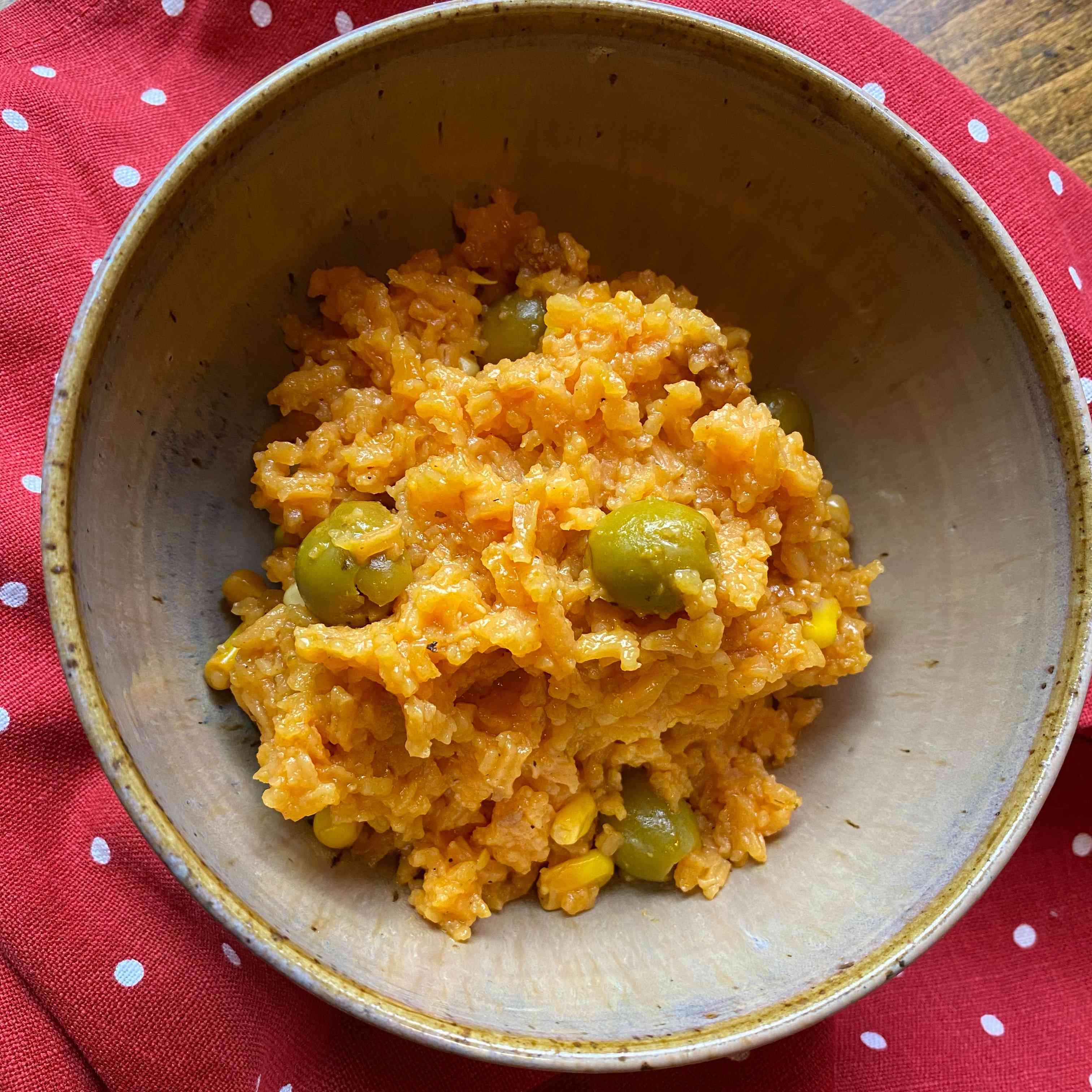 Arroz Amarillo con Maiz (Yellow Rice with Corn)/Tester Image