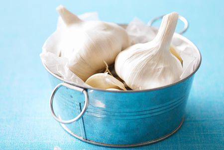 A Brief History of Garlic as a Food Product