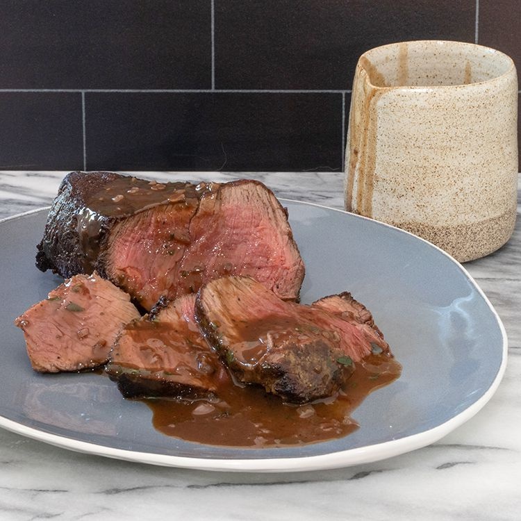 The Classic French Chateaubriand Tester Image