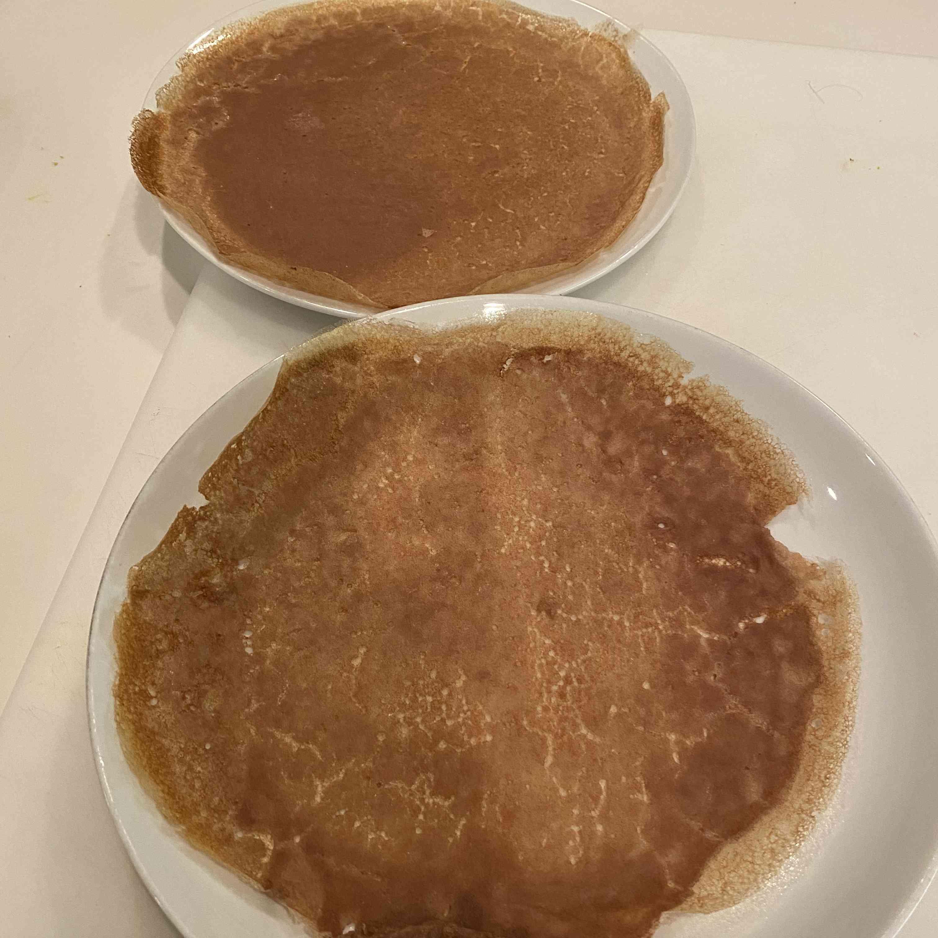 Injera (Ethiopian Sour Flatbread) Tester Image