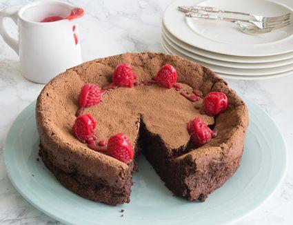 chocolate and amaretto torte
