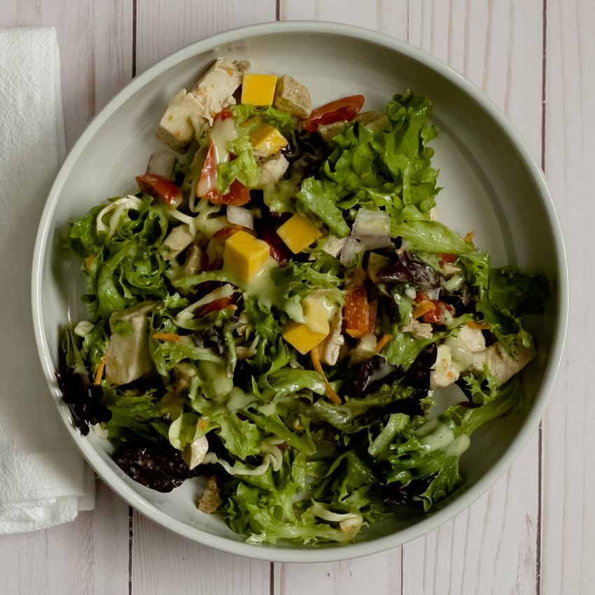 Personal Chef To Go salad
