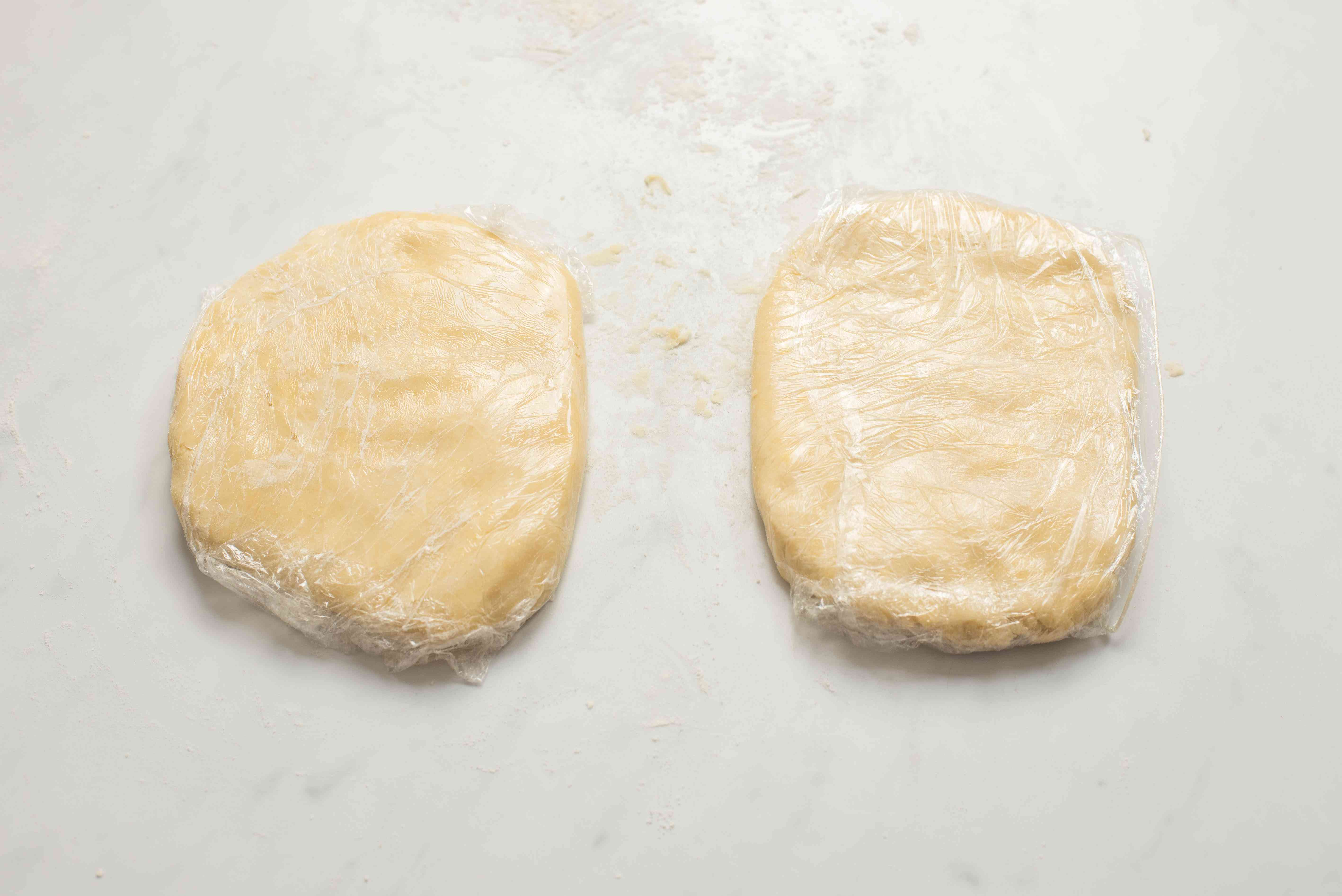 Repeat with dough