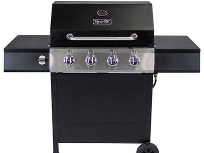Review Of The Dyna Glo 4 Burner Model Dgf493bnp D Gas Grill