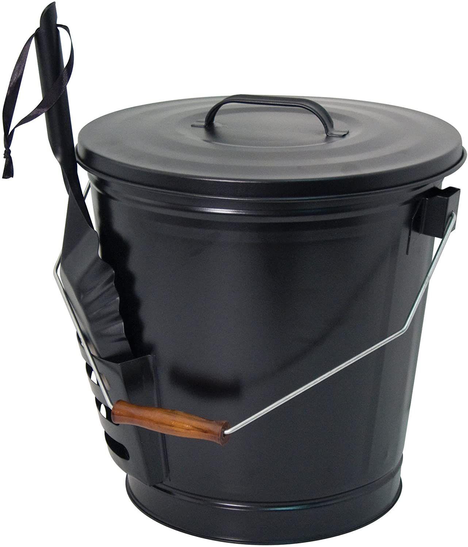 Panacea Ash Bucket with Shovel 15343