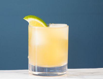 Tequila Kombucha Mule Cocktail