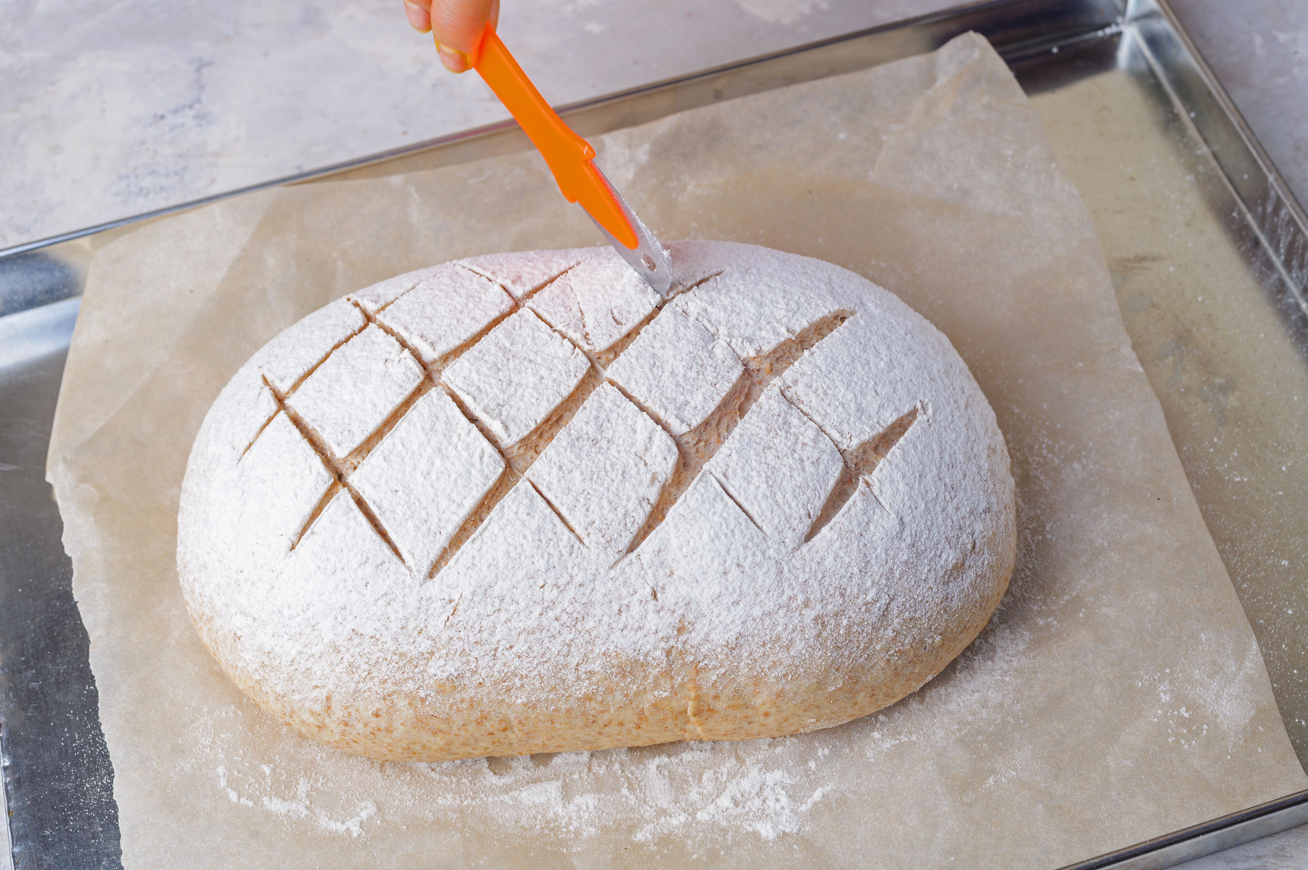 What's the Deal With Scoring Bread?