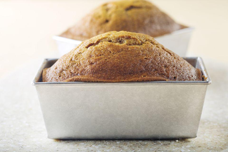 Baked Pumpkin Bread