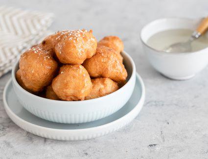 Lokma fried sweet dough