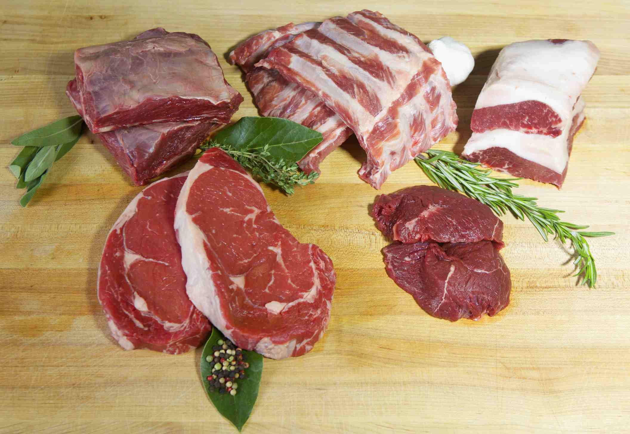 Fossil Farm's Meat Lover's Pack