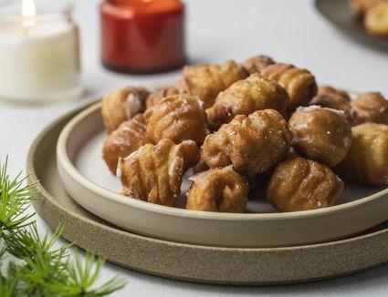 Kulkuls Indian sweet curls recipe