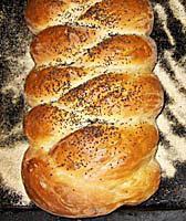 Braided Farmer's Cheese Bread
