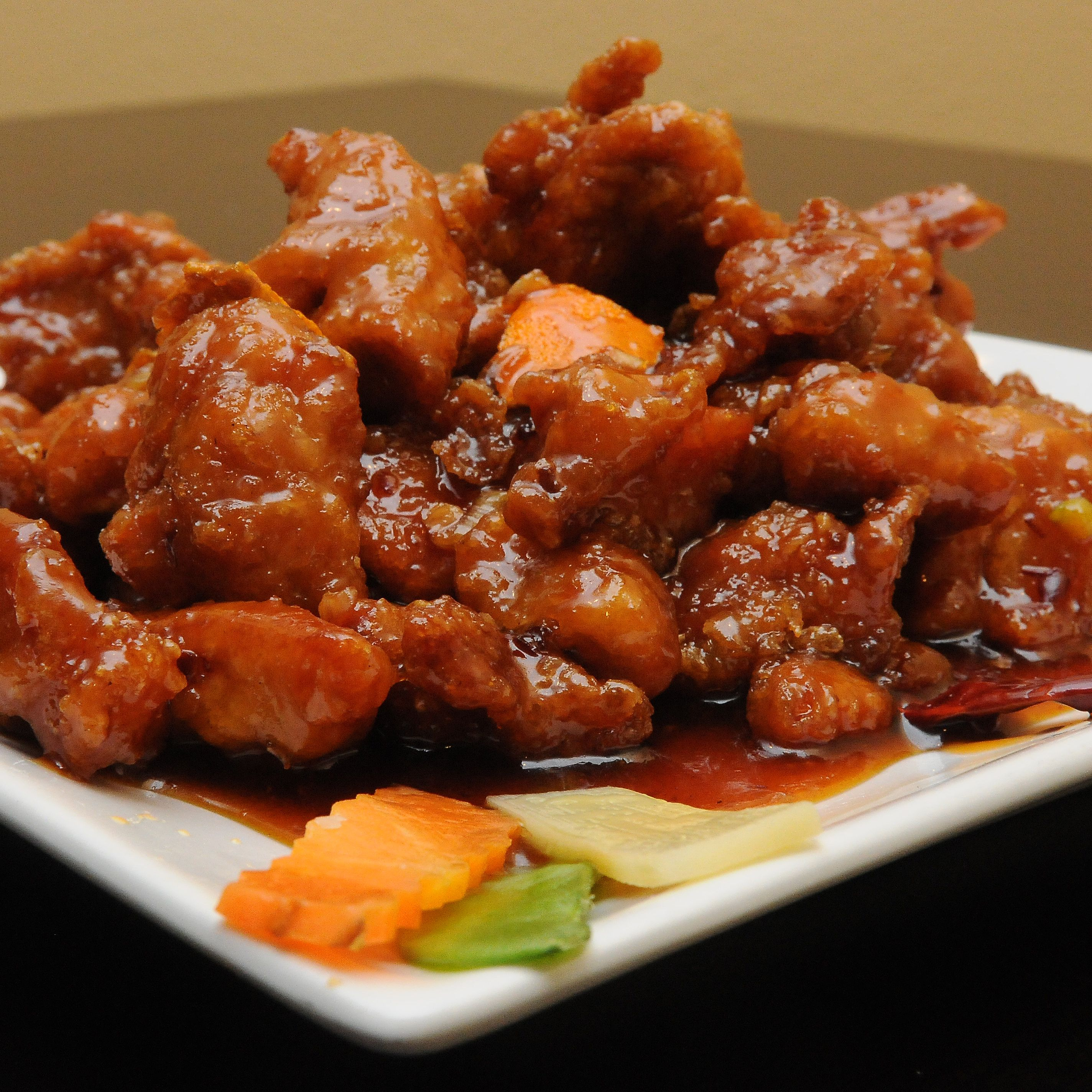 Indo-Chinese Sichuan (Szechuan) Chicken