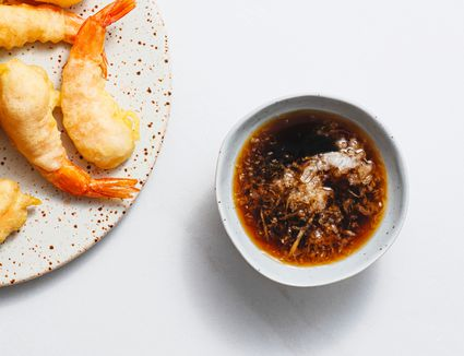 Tentsuyu: Tempura Dipping Sauce
