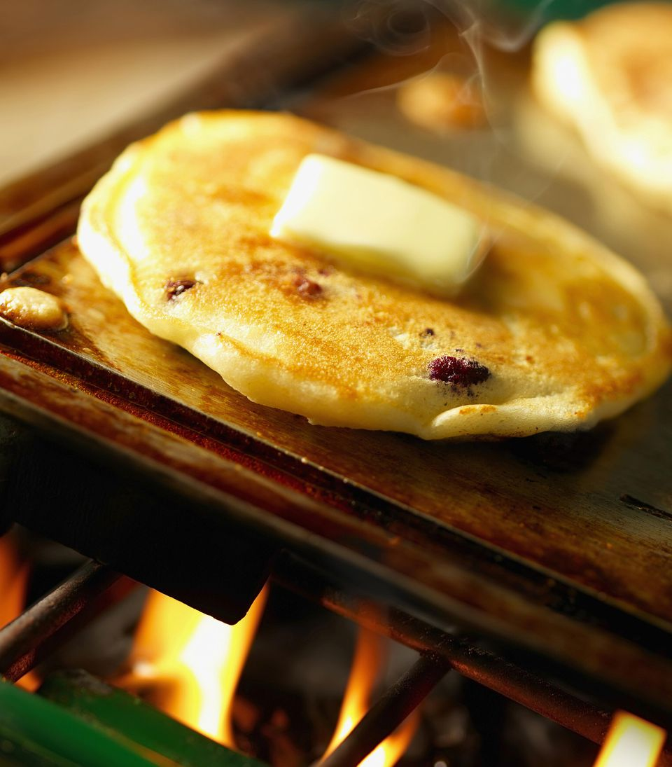 Old Fashioned Griddle Cakes