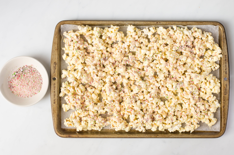 Cover popcorn