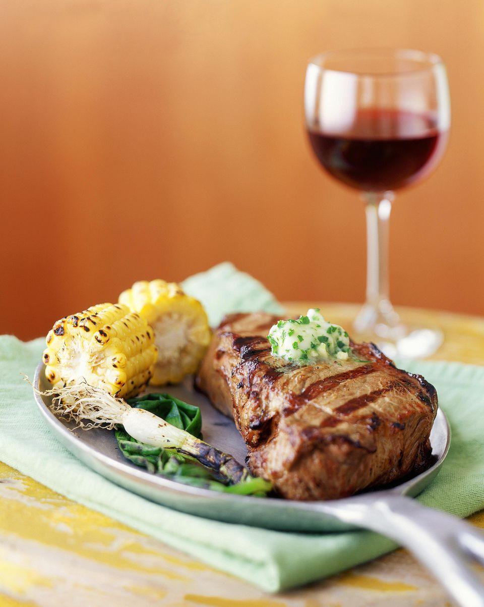 Lemon-Herb Steak Topper