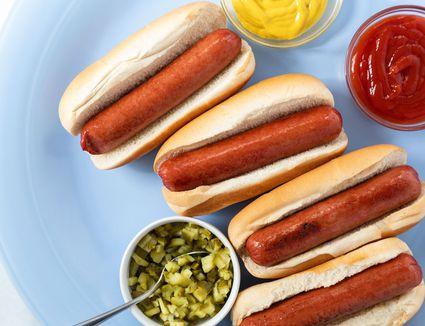 Homemade Hot Dogs