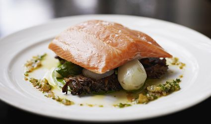 Steelhead Trout Mostly commonly found on the West Coast and in Alaska Mild flavor with a soft mouthfeel Rich in protein and nutrients Store, uncooked frozen for up to three months.