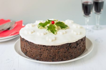 traditional british christmas cake recipe - British Christmas Traditions