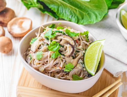 Brown rice vermicelli noodles recipe