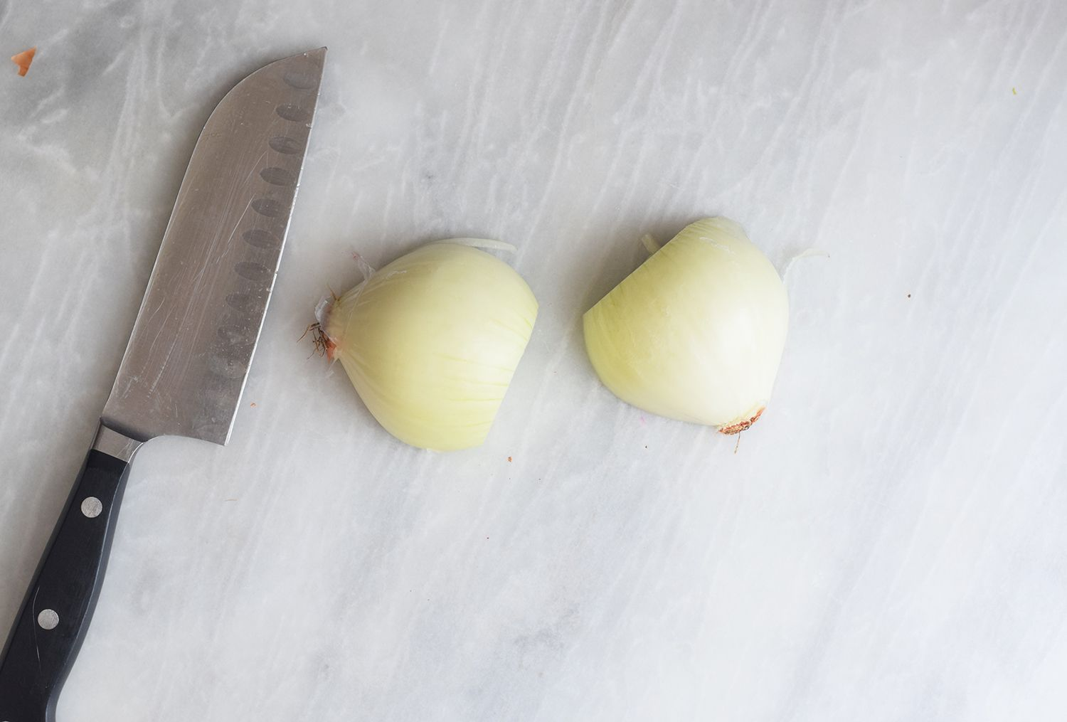 How to Mince an Onion