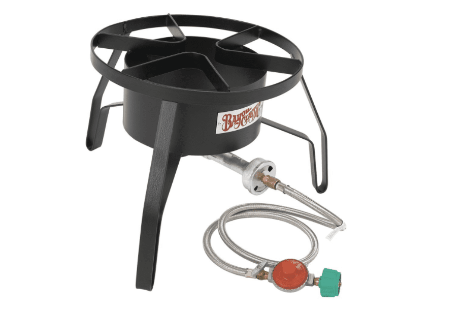 Bayou Classic SP10 High-Pressure Outdoor Gas Cooker, Propane