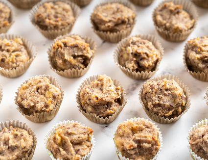 Almond Flour Banana Muffins