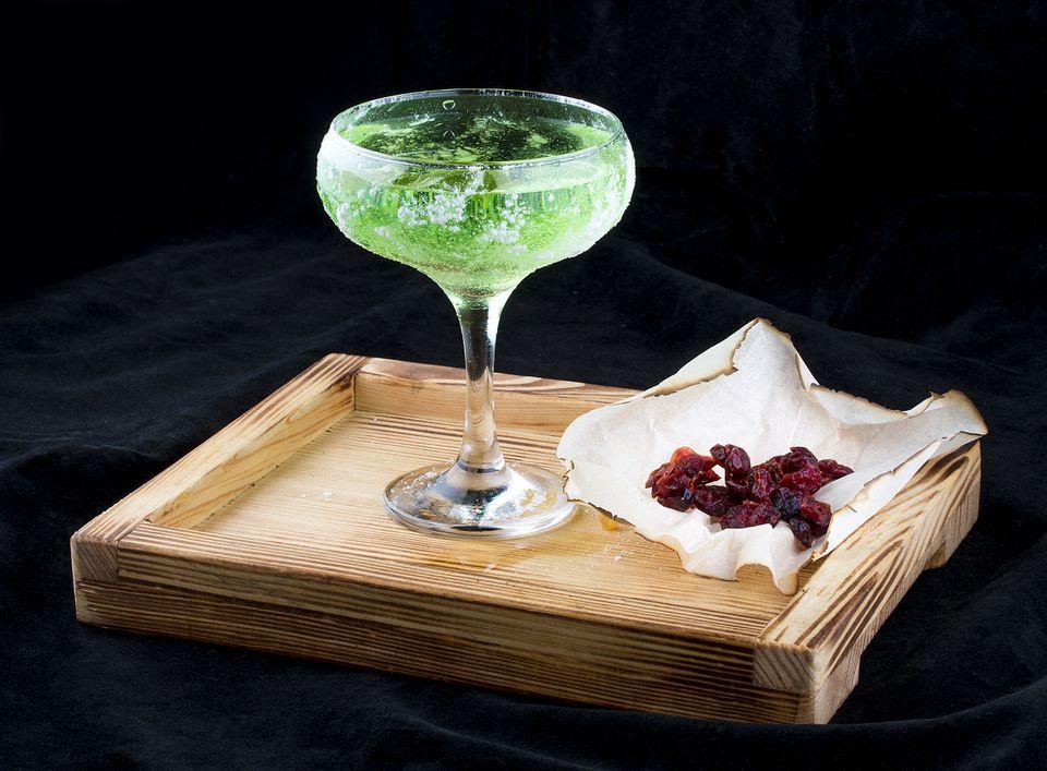 Chartreuse Martini