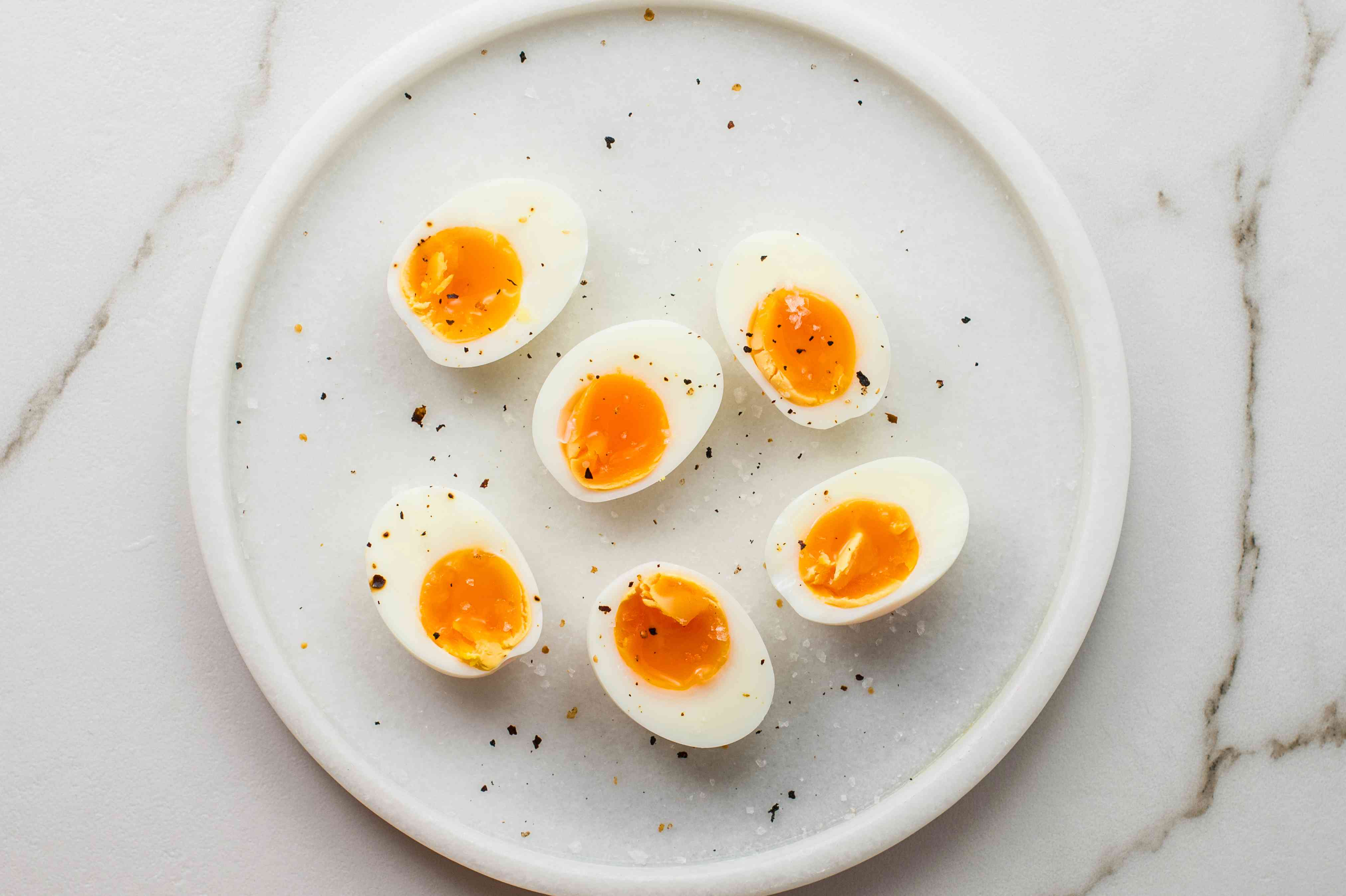 How to make perfect 7-minute eggs