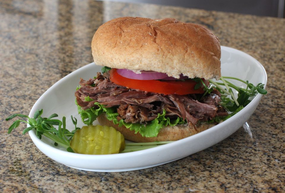 Slow Cooker Italian Beef and Beer