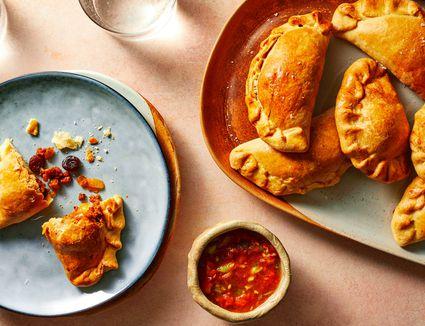 Chilean-Style Empanadas de Pino