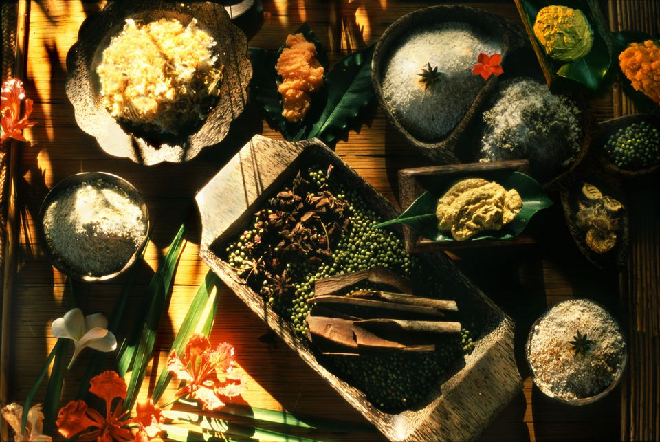 spread of natural products from the Philippines