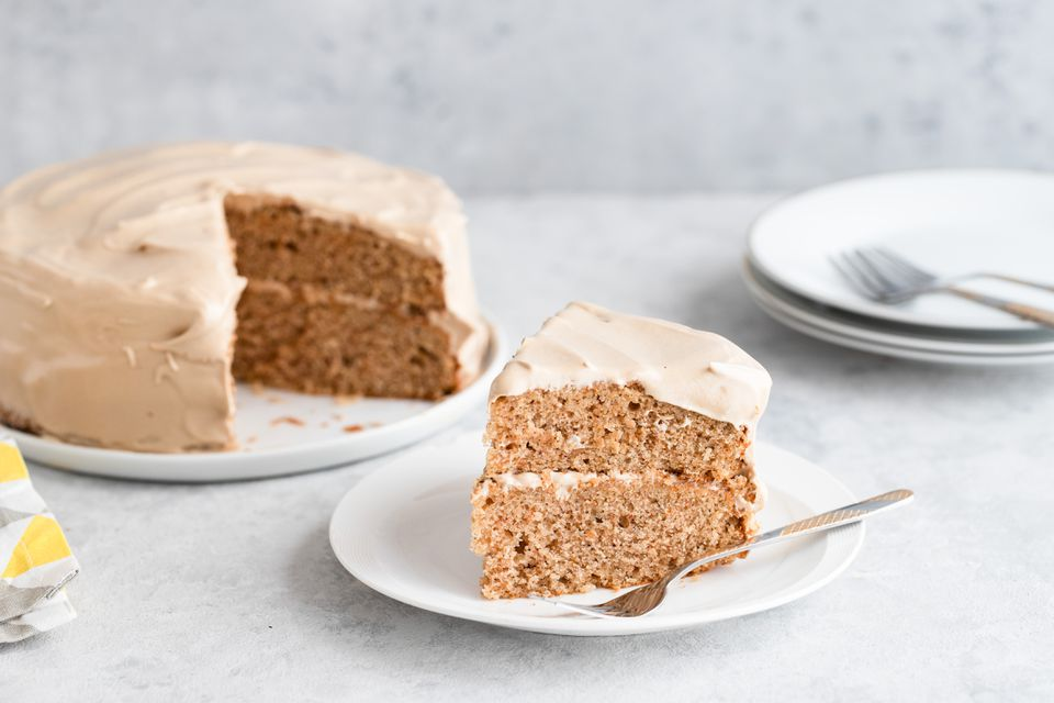 Buttermilk spice cake with brown sugar recipe