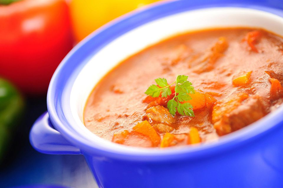 Crockpot Goulash